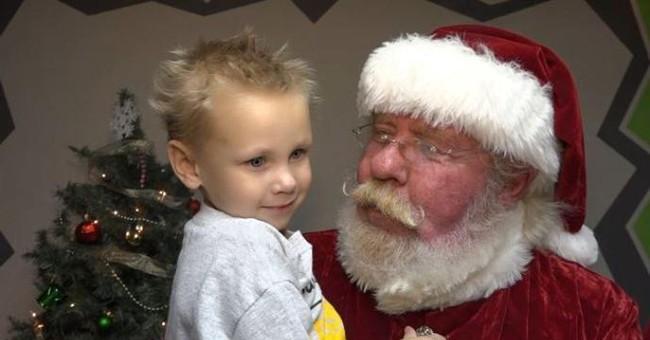 Kansas boy whose town gave him a special Christmas dies