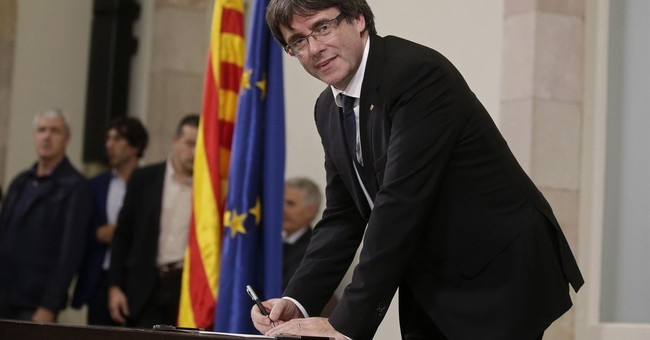 Catalan leader faces mounting pressure from all sides