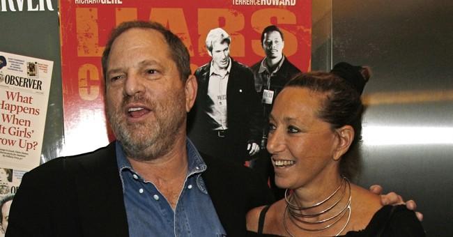 Donna Karan sorry after comments praising Harvey Weinstein
