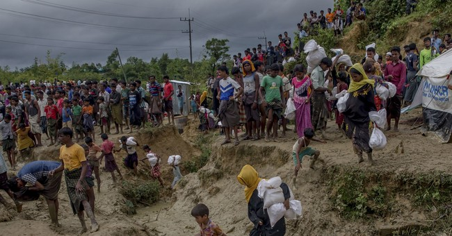 UN: Myanmar violence a deliberate strategy to expel Rohingya