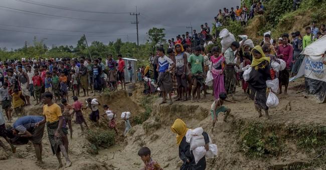 UN starts cholera vaccinations in Bangladesh among Rohingya