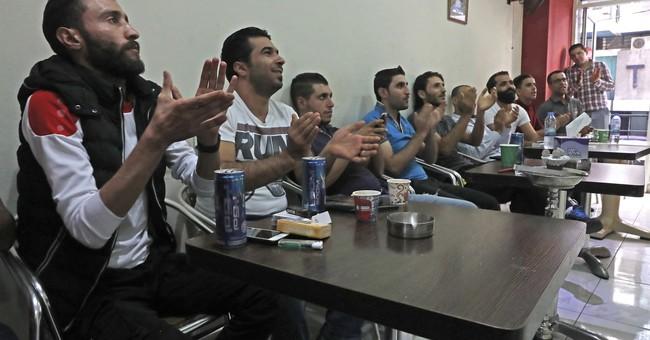 Emotions run high as Syria's divisive World Cup bid ends