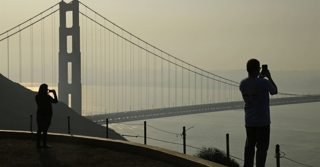 Smoke, ash from wildfires blanket California cities