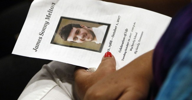 Las Vegas massacre victim remembered in Tennessee as hero