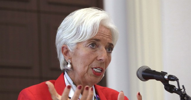 IMF: World economy is picking up speed