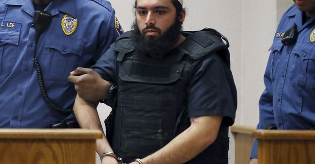 The Latest: Man convicted in NYC bombings that hurt 30
