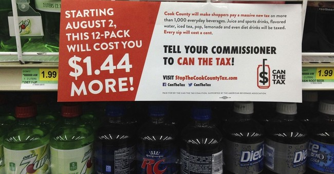 County officials vote to repeal Chicago-area soda tax