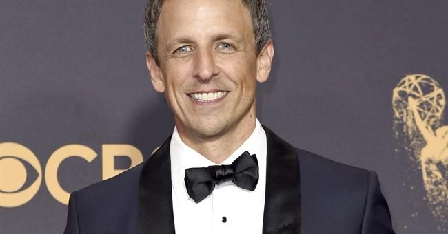 Meyers says nature of Weinstein allegations makes jokes hard