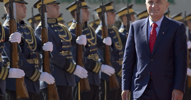 Albania president rejects Kosovo passport request