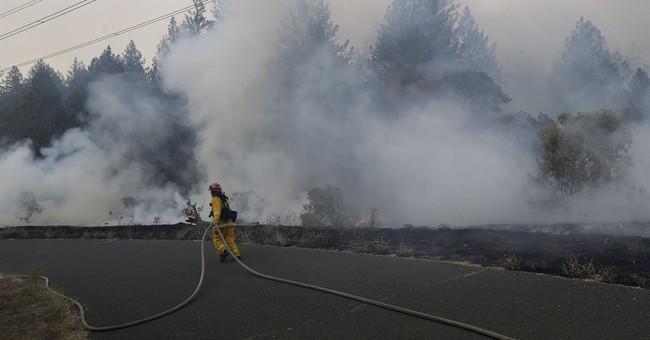 A cigarette, a car backfire: Small sparks can make big fires