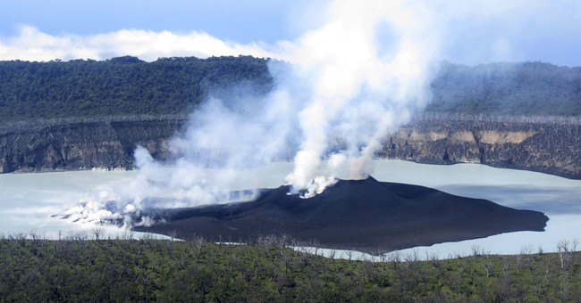 Vanuatu volcano evacuees face 2 more weeks before going home
