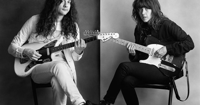 Review: Barnett & Vile's 'Lotta Sea Lice' is pop guitar-fest