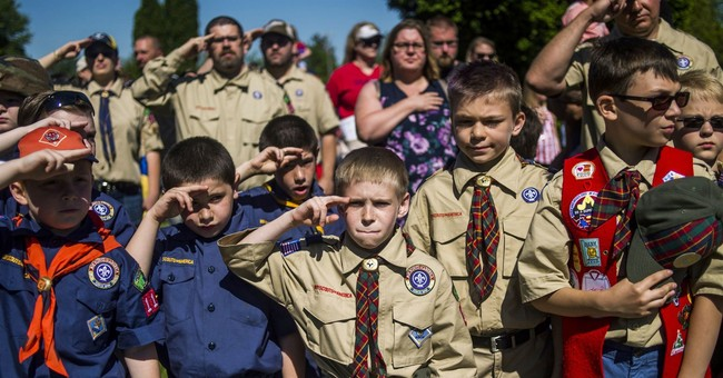 It's Boy Scouts vs. Girl Scouts as BSA moves to admit girls