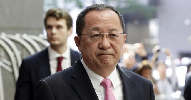 North Korean diplomat describes nukes as 'sword of justice'