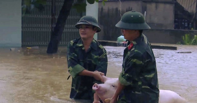 Floods caused by tropical depression kill 15 in Vietnam