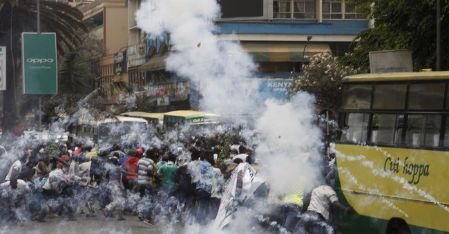 Kenya bans opposition protests ahead of new election