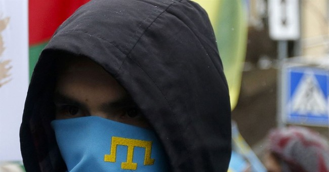 Russia's security agency detains 6 Crimean Tatar activists