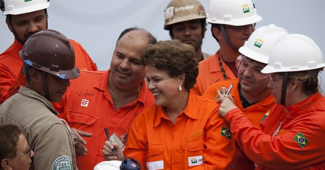 Assets of ex-Brazilian president frozen over refinery deal