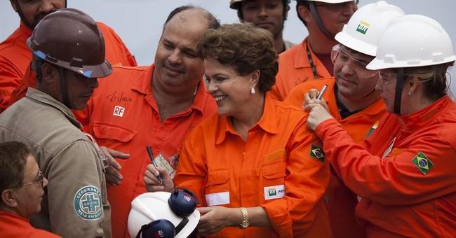 Assets of ex-Brazilian president frozen over refinery deal