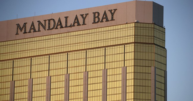 The Latest: Casino condenses timeline of start of shooting