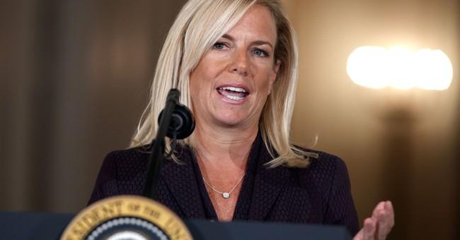 Trump: DHS secretary nominee needs 'no on-the-job training'