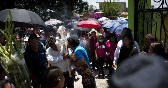 Mexico's largest state rocked by slayings of women