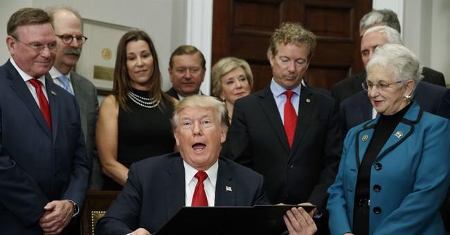 The Latest: Democrats slam new Trump health policy