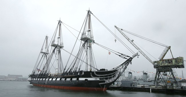 USS Constitution to set sail to commemorate anniversaries