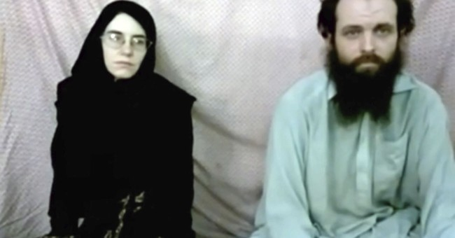 Couple described as adventure-seekers are free from captors