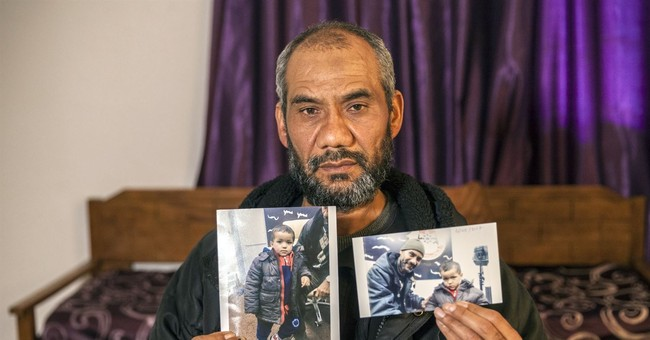 Orphan of Islamic State parents is home after year in limbo