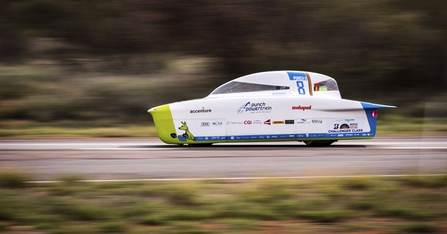 Dutch team wins Australia solar-powered car race 7th time
