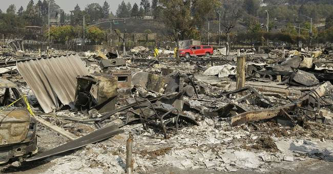 Search for mother trapped in fires ends in heartbreak