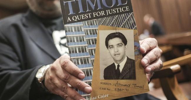 South Africa court says anti-apartheid activist was murdered