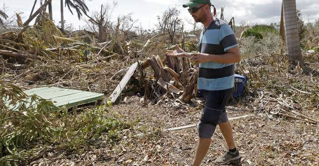 AP-NORC Poll: Americans blame wild weather on global warming