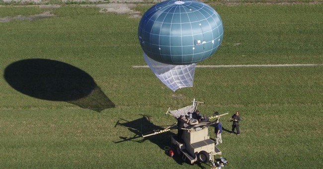 APNewsBreak: Border Patrol tests camera-toting balloon