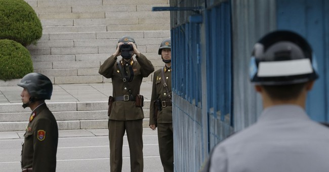 Australia's foreign minister visits tense Korean border
