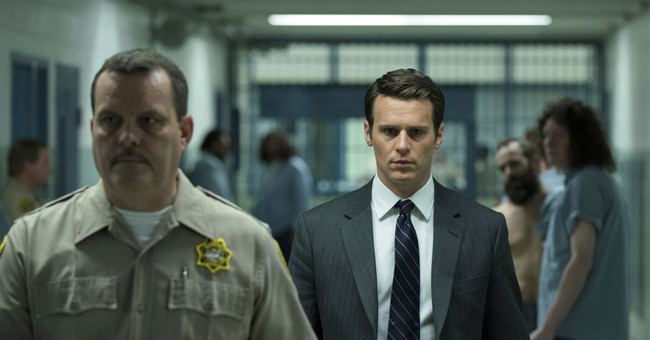 He'll be back, but not like before: Groff plays an FBI agent