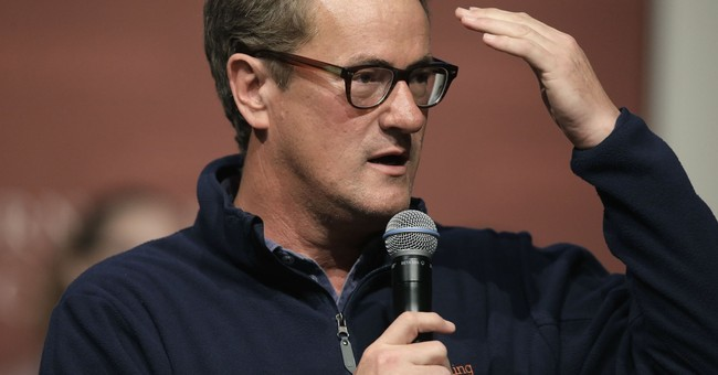'Morning Joe' host Scarborough officially leaves GOP