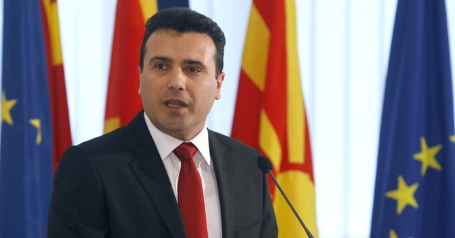 Macedonia local elections to test new left-wing government