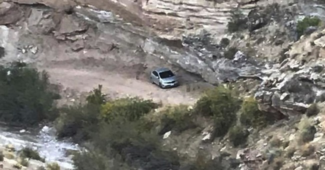 Texas couple survives being stranded 6 days in rural Utah
