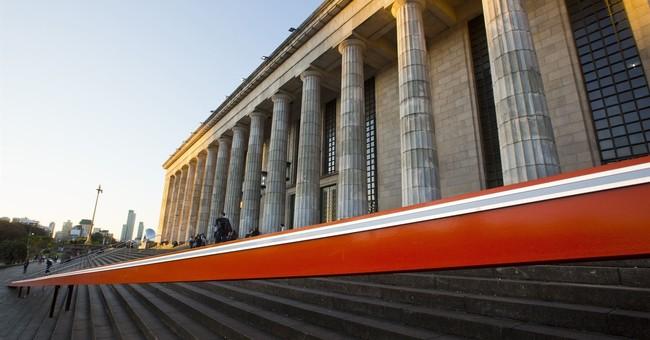 South American Biennale seeks to change the rules of art