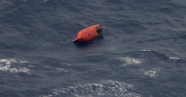Freighter sinks off Philippine coast; 10 crew missing