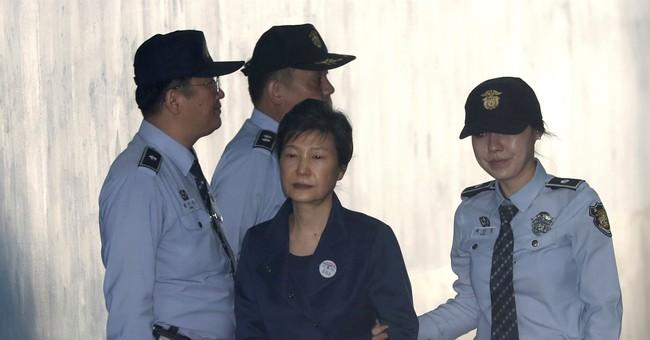 South Korean court extends detention of ex-President Park