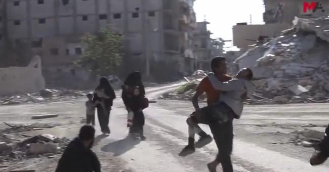 Syria: Local militants evacuate as Raqqa battle nears end