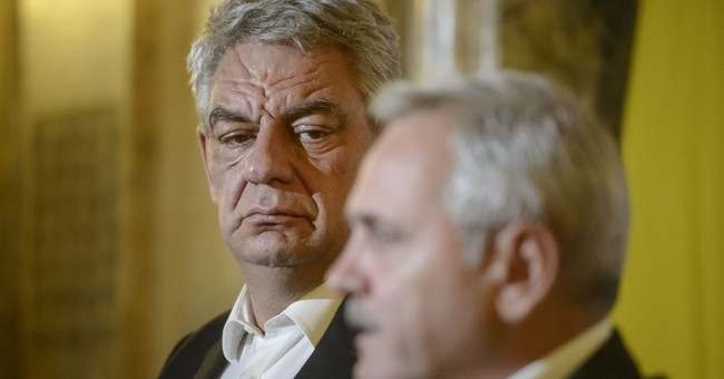 Romania in talks to push for resignation of minister