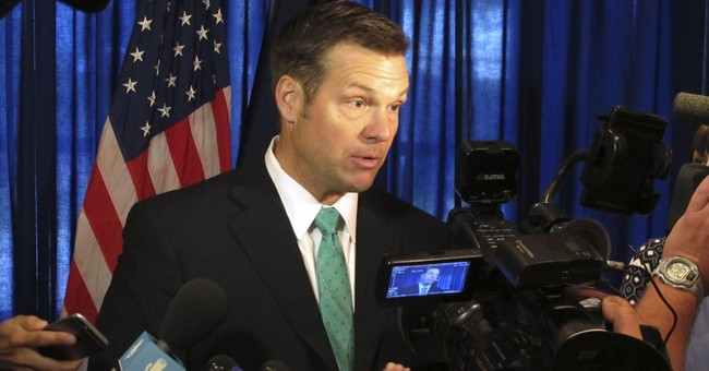 Old letter on apartheid resurfaces amid scrutiny of Kobach