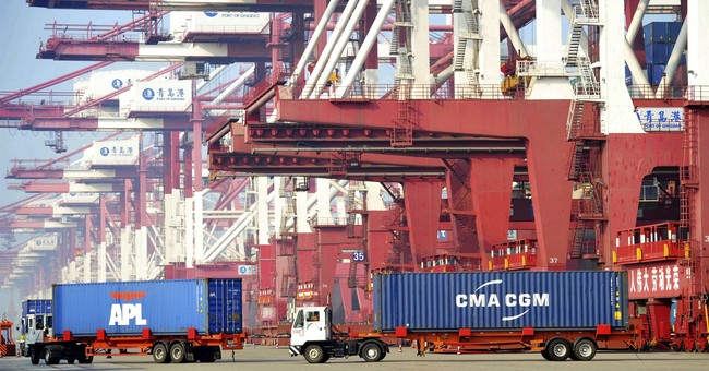 China's trade growth accelerates in September