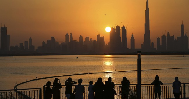 Coming to a movie theater near you: Dubai destroyed, again