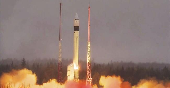 Russia launches European atmosphere monitoring satellite