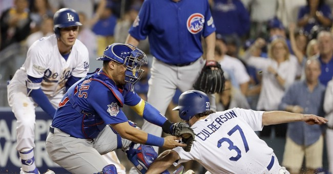 Maddon 'couldn't disagree more' with overturned call at home